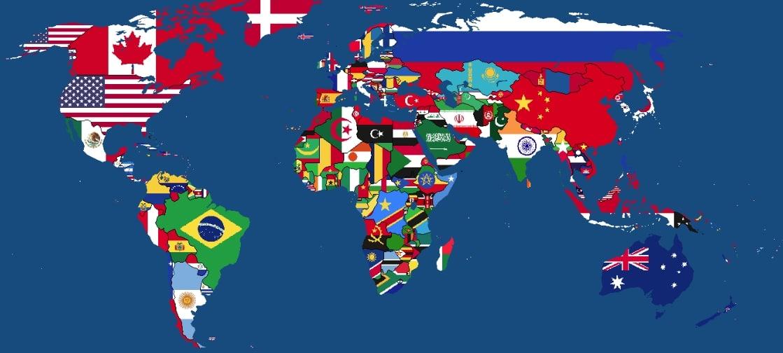 Nama-Nama Negara yang Ada di Dunia Beserta Ibu Kotanya Lengkap