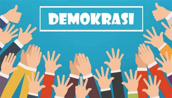 Pengertian demokrasi secara terminologi menurut para ahli